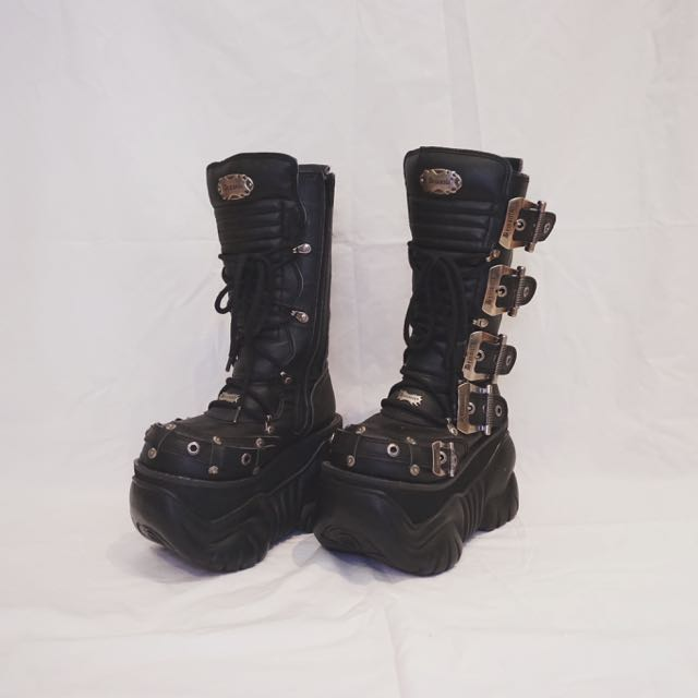 Original Demonia Cosplay Boots