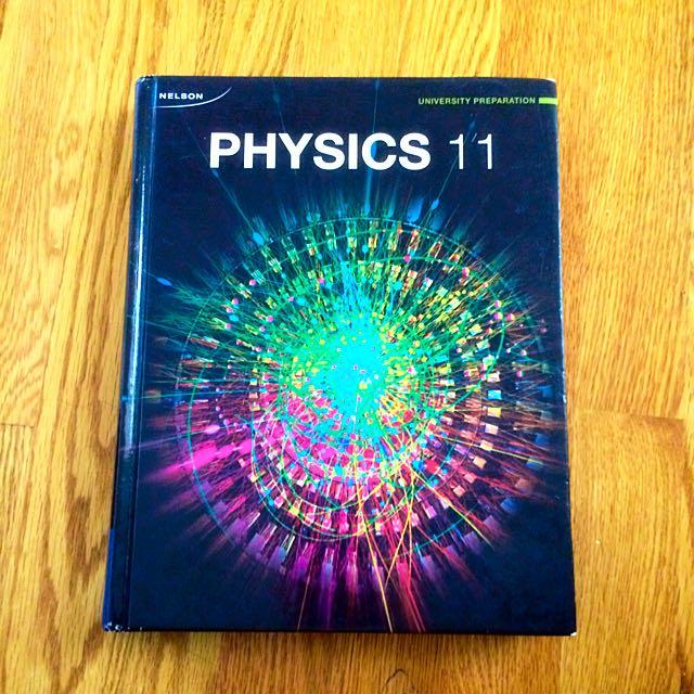 Physics 11 Nelson