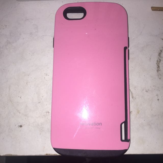 Pink Innovative Phone Case