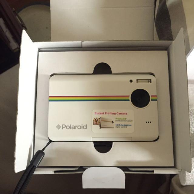 Polaroid Z2300 Instant Print Digital Camera