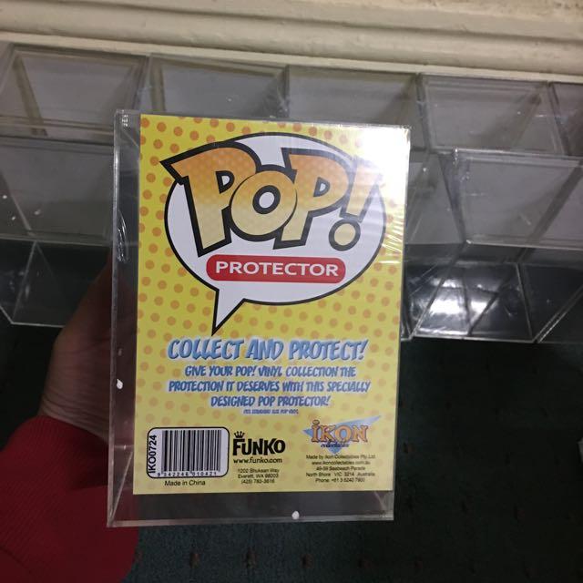 Pop Vinyl Protectors