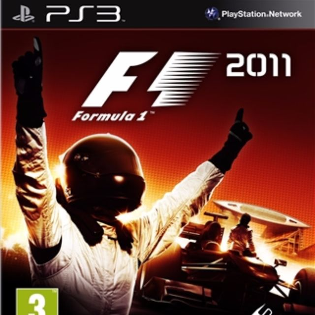 [PRE-OWNED] PS3 FORMULA 1 (F1) 2011