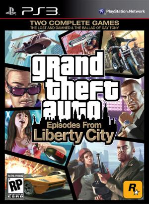 [PRE-OWNED] PS3 Grand Theft Auto (GTA) IV: Episodes from Liberty City