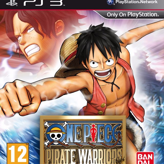 [PRE-OWNED] PS3 One Piece: Pirate Warriors