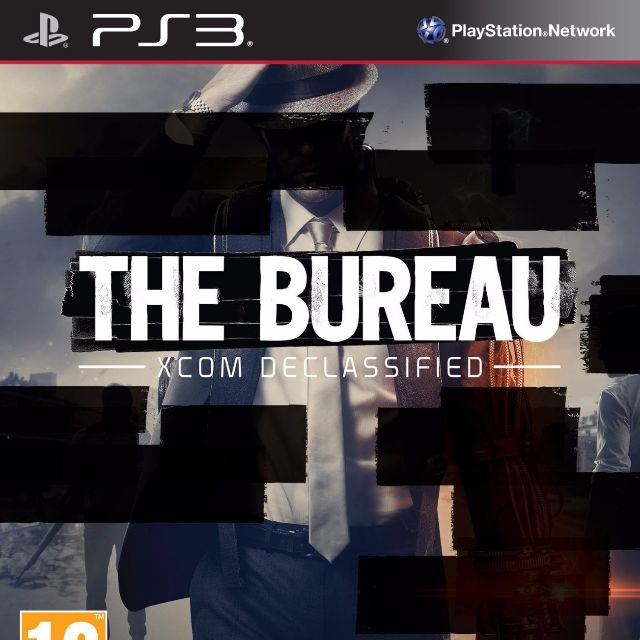 [PRE-OWNED] PS3 The Bureau: XCOM Declassified
