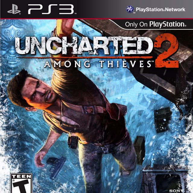 [PRE-OWNED] PS3 Uncharted 2: Among Thieves
