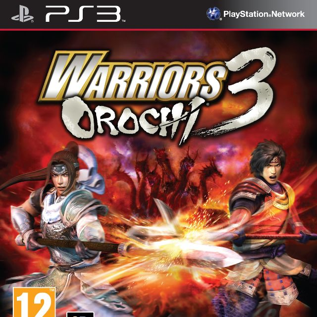 [PRE-OWNED] PS3 Warriors Orochi 3