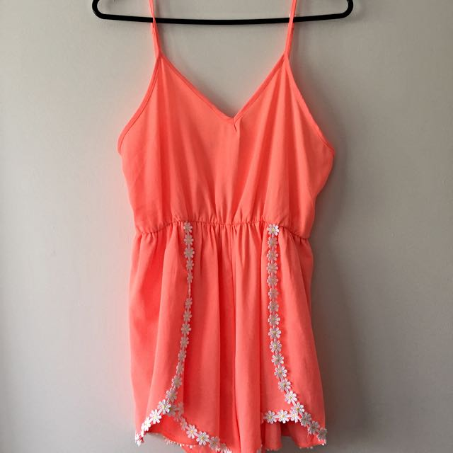 Reverse Summer Playsuit
