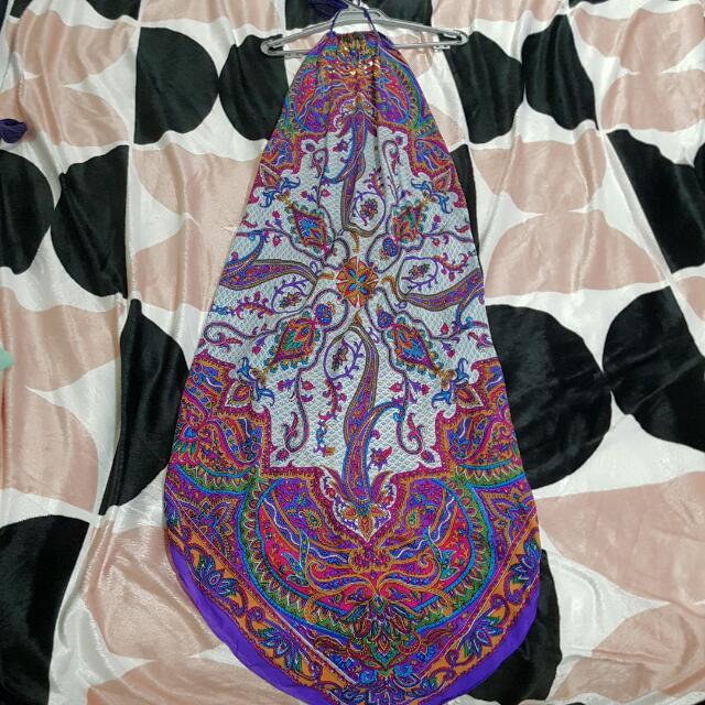 Silk Dress Size 8