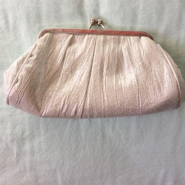 Strandbags Evening Purse (Silver)