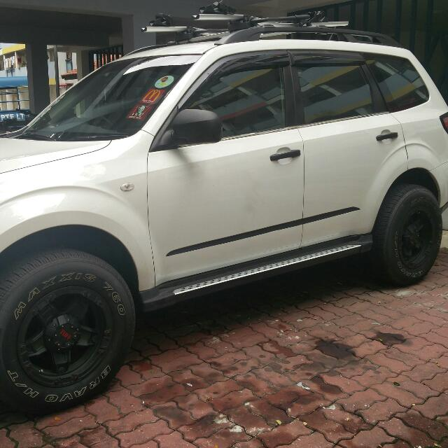 Subaru Forester Lift Kit With Rims *Free Side Steps*, Cars