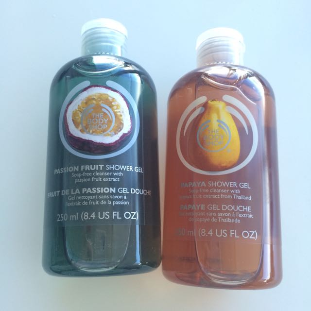 The Body Shop LIMITED EDITION Shower Gel