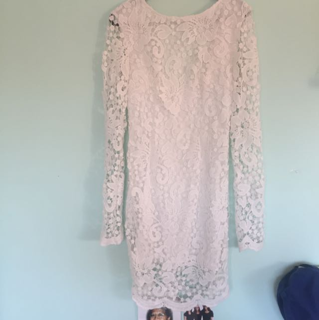 Thick Lace Dress