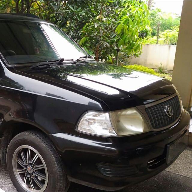 Toyota Kijang Kapsul 2003