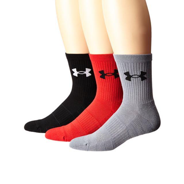 🇺🇸Under Armour Performance Men's Socks UA男裝運動襪