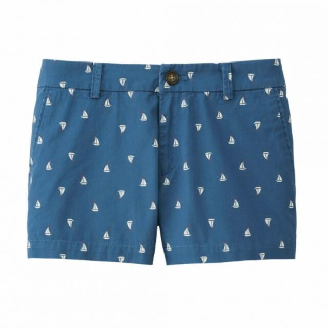 Uniqlo Chino Micro Shorts