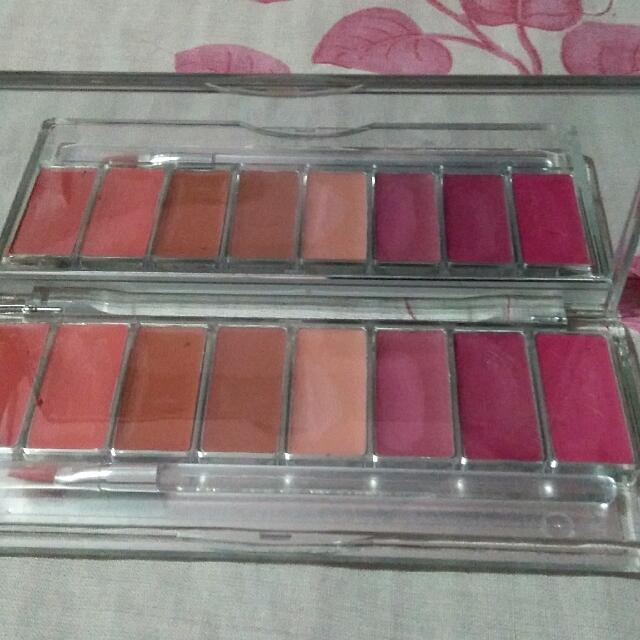 Wardah Lip Pallete