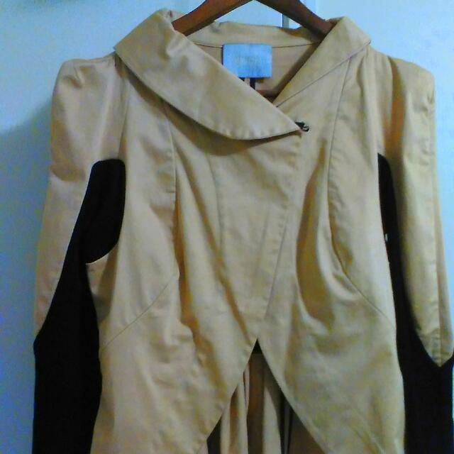 Willow Jacket. Never Worn, Only Tried On. Size 10. RRP $850
