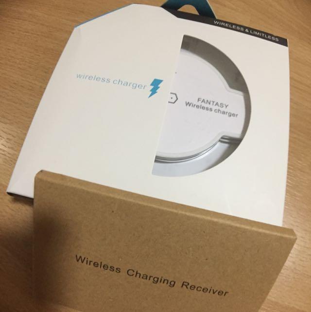 Wireless Charging Receiver無線充電器