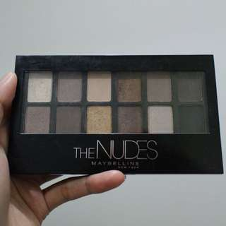 Maybelline The Nudes Palette - PL