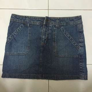Circo denim skirt new with tag