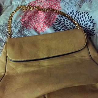 Brown Hand Bag