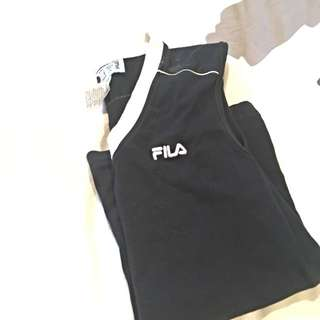 FILS athletic tank top