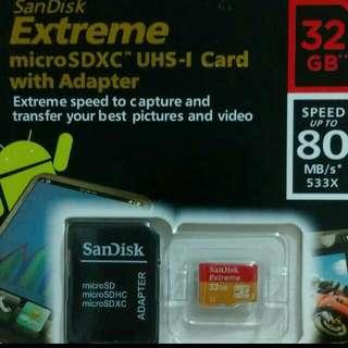 32G高速記憶卡
