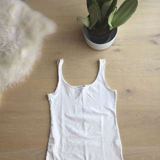 Minimalist Off White Dress