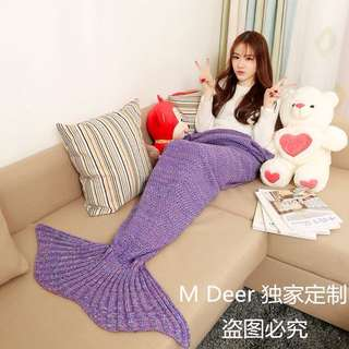PO Mermaid Blanket