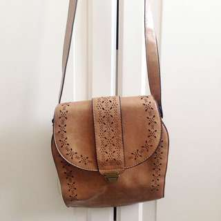 Over The Shoulder/cross body Purse