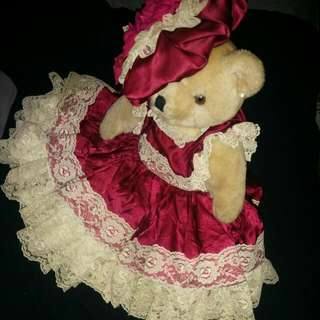 Old Victorian Teddy Bear
