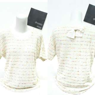 SALE! Rajut: Drea My Minx Rainbow Blouse