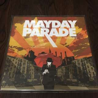Mayday Parade a lesson in romantics VINLY LP