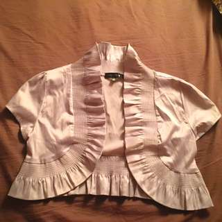 Silver Outerwear