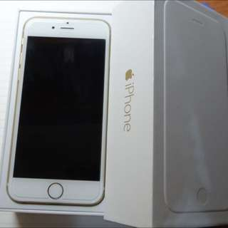 Iphone6 16G 金色(送手機殼