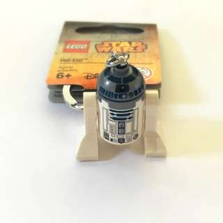 Star Wars R2-D2 Keychain