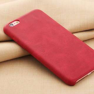New luxury Leather Back Skin Cover Case for iPhone 6/6s or iPhone 6 Plus/6s Plus