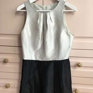 Fitted Silk Dress