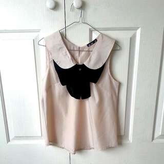 Chicabooti Bowtie Top