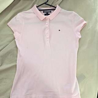 Womens Tommy Hilfiger Polo