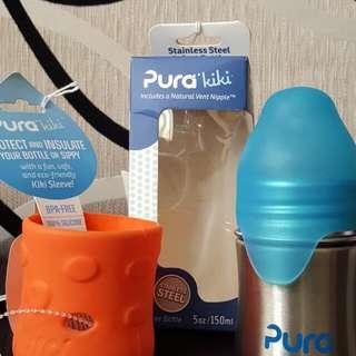Pura Kiki Stainless Steel 5oz/150ml Bottle