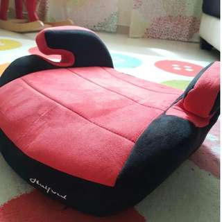 Halford : Booster Car Seat (Red)