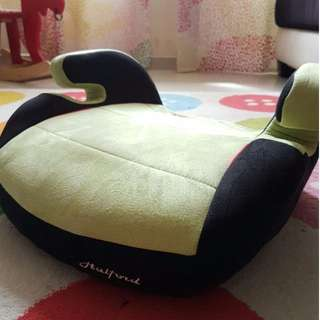 Halford : Booster Car Seat (Green) - RM50