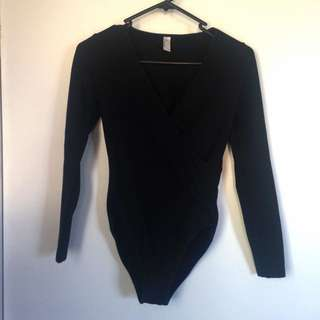 American Apparel Black Body