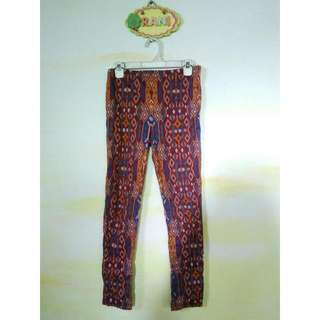 TRIBAL LONG PANTS/LEGGING