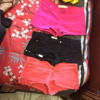 HOT PANTS !!! - 30 Bux For All 3 !