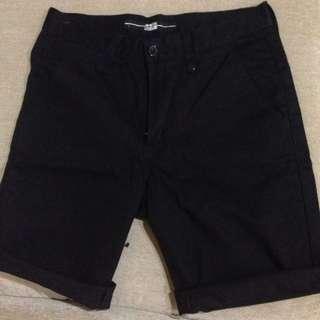 短褲 黑色 海軍藍