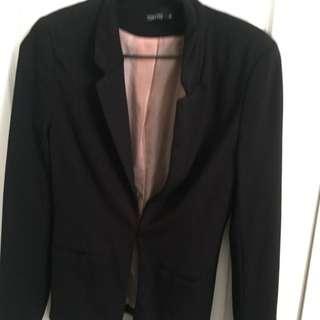 Tokito Size 10 Black Jacket