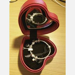 Heart Shape LIMITED EDITION Genuine PANDORA BOX